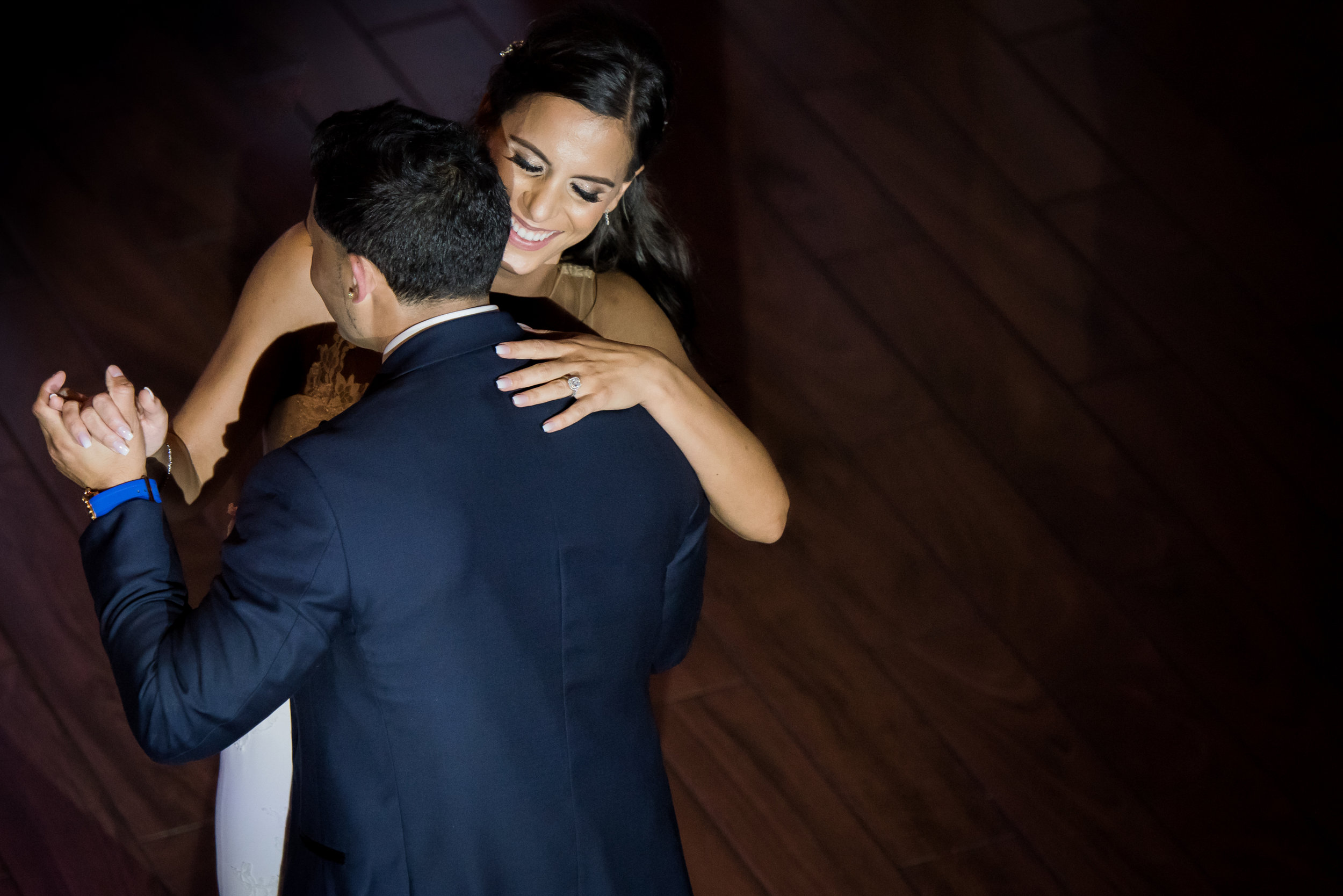 Stefy Hilmer Photography-bride and groom photo of the first dance.jpg