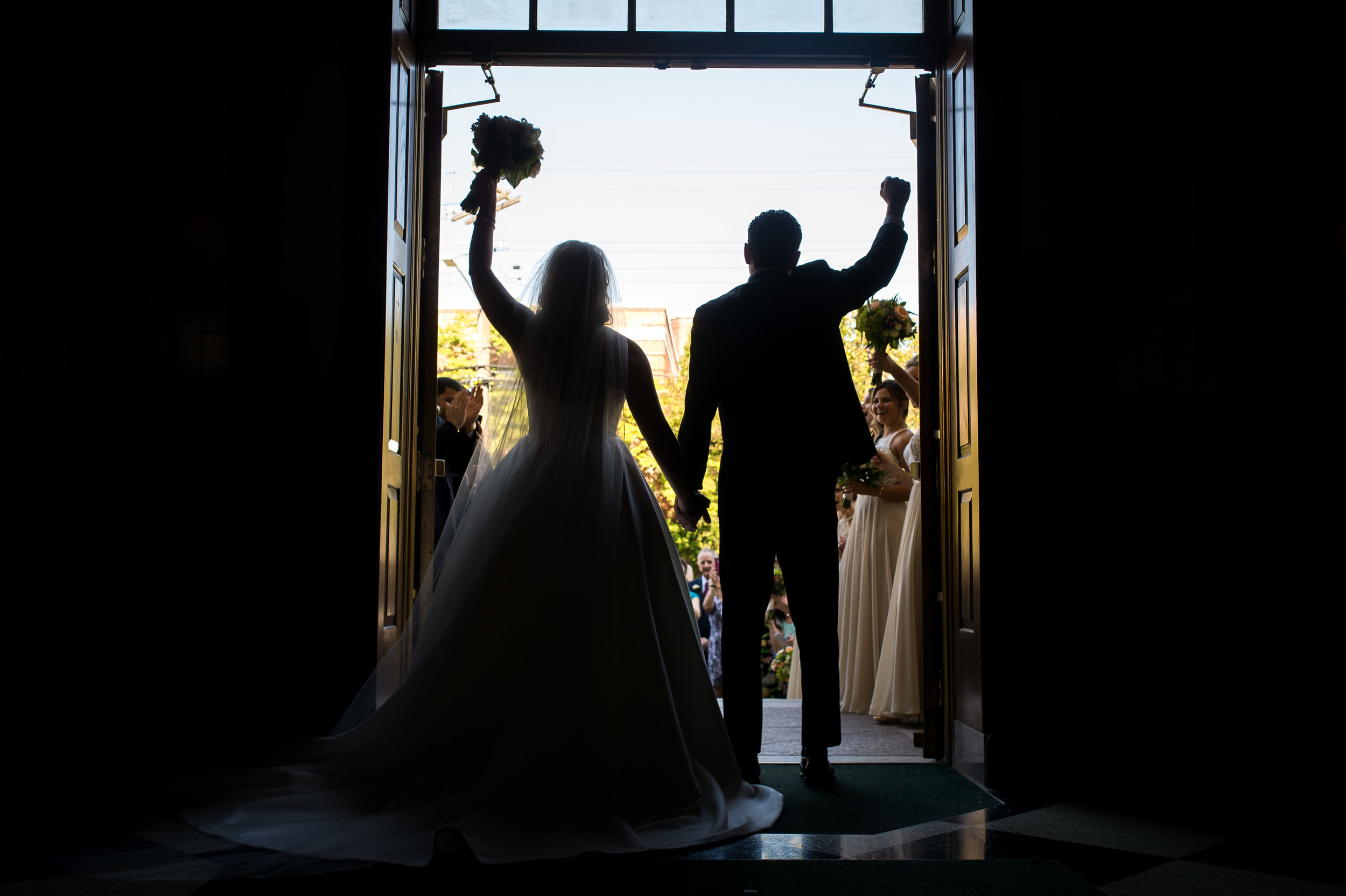 Stefy Hilmer Photography-bride and groom silhouette when exiting church.jpg