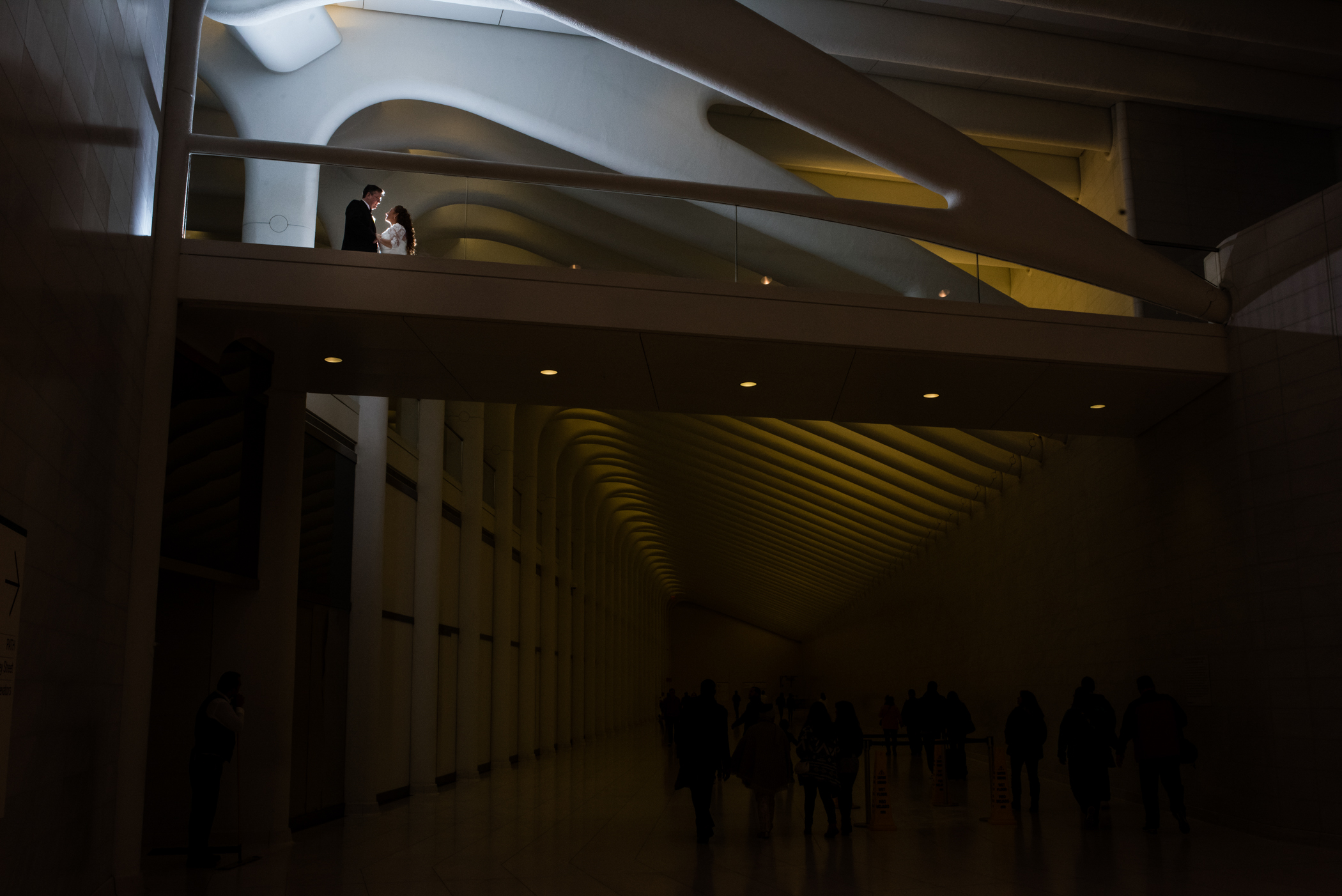 Stefy Hilmer Photography-bride and groom portrait at world trade center in NYC.jpg
