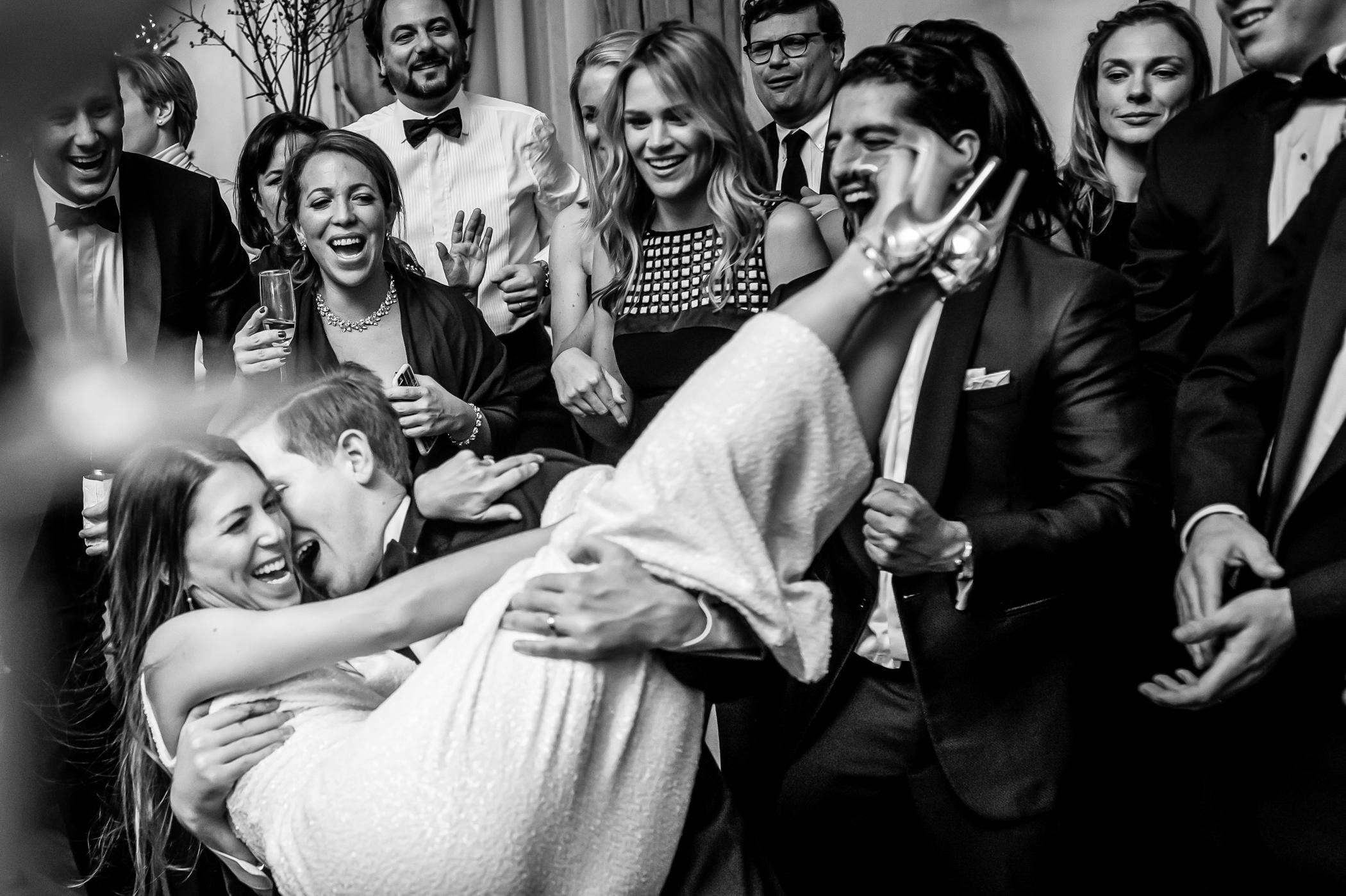 Stefy Hilmer Photography-bride and groom dancing fun.jpg
