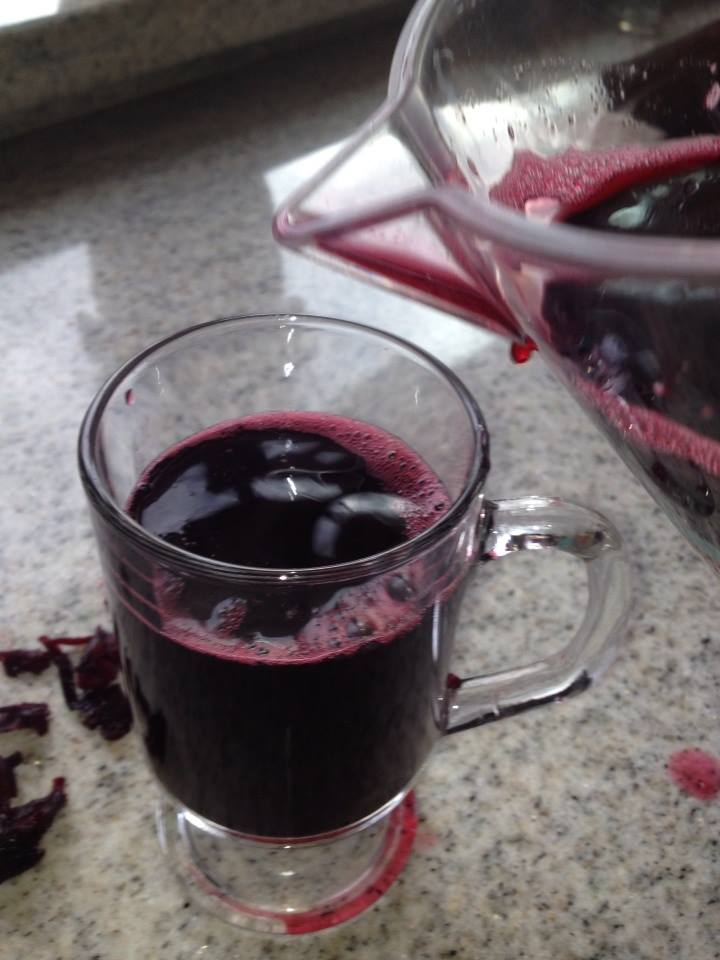 Tasty Hibiscus Tea
