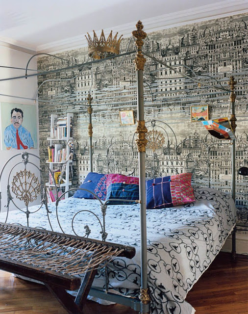 decorators-best-whimsical-decor-inspiration-cole-and-son-fornasetti-wallpaper-riflesso-white.jpg