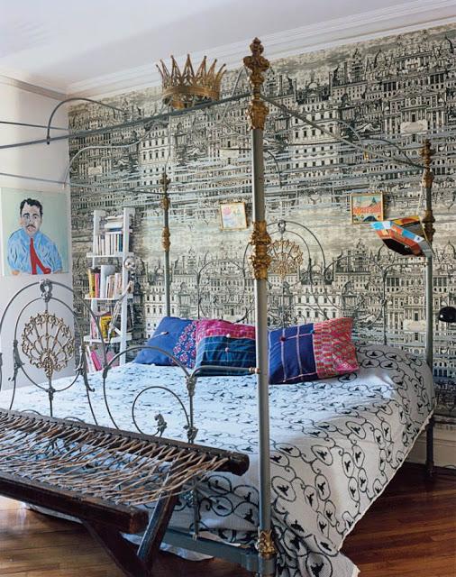 decorators-best-whimsical-decor-inspiration-cole-and-son-fornasetti-wallpaper-riflesso-white.jpg