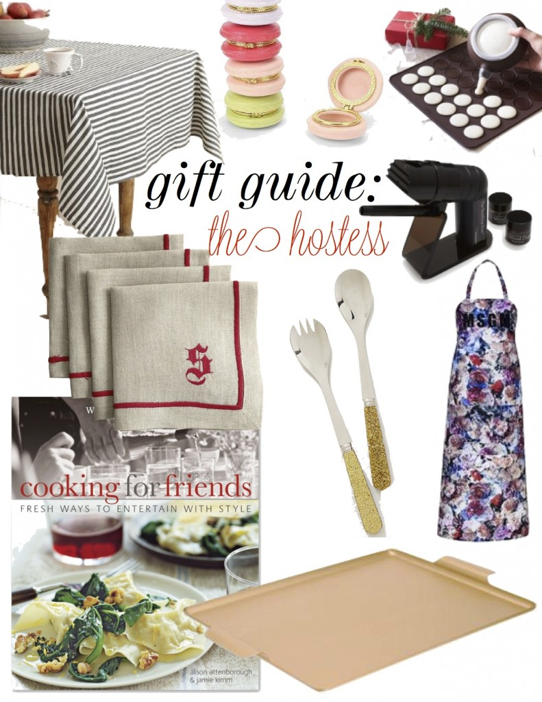 GIFT GUIDE HOSTESS