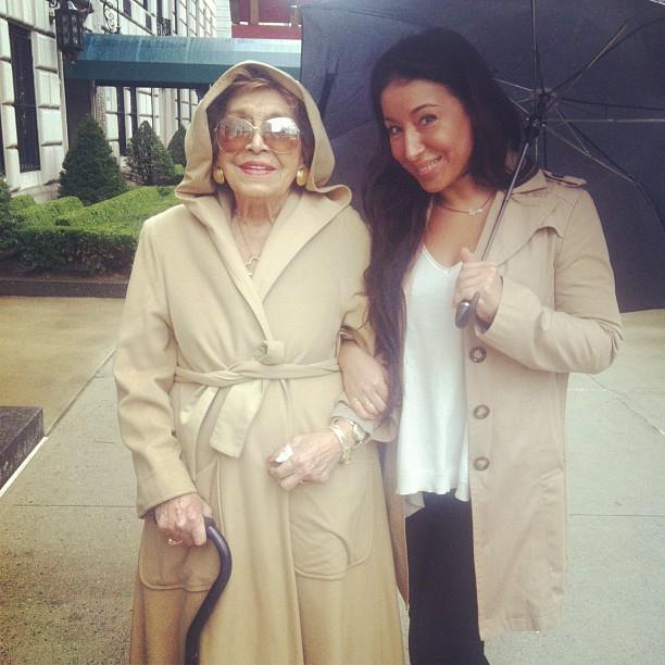 grandma in new york