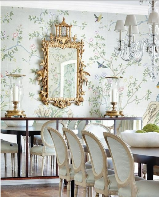 dining room magic