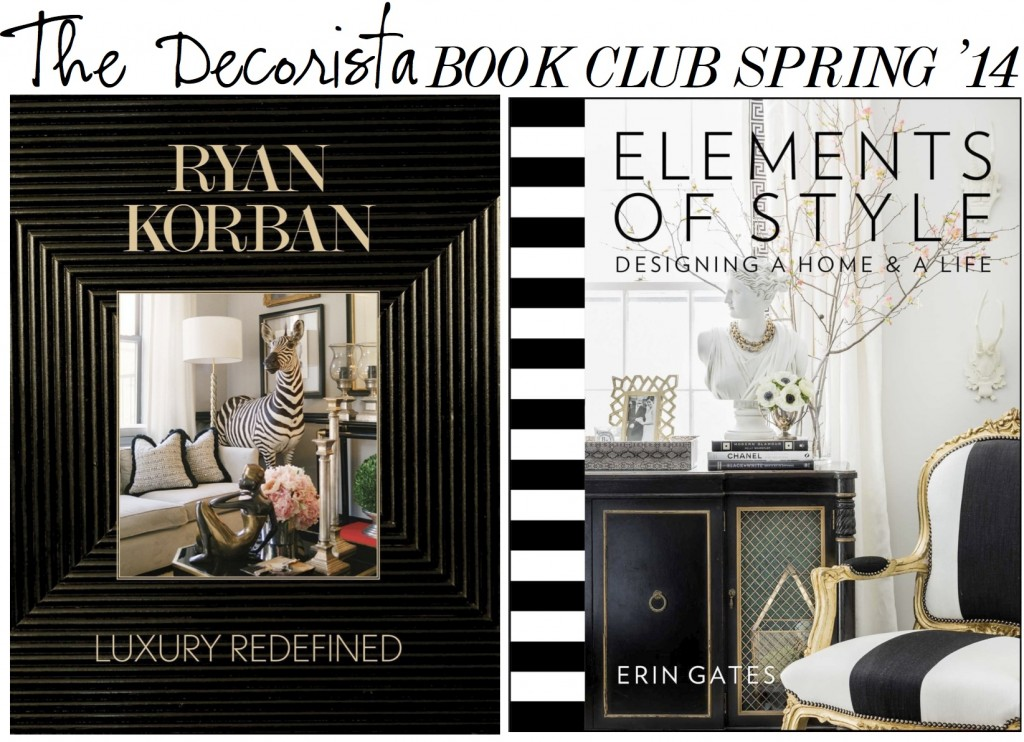 the decorista book club
