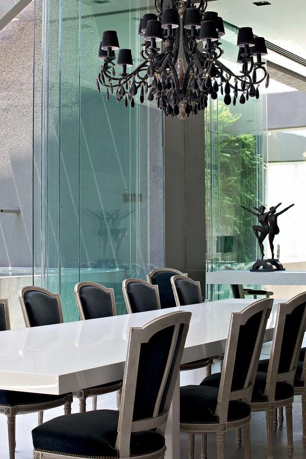 dining room glam casavogue
