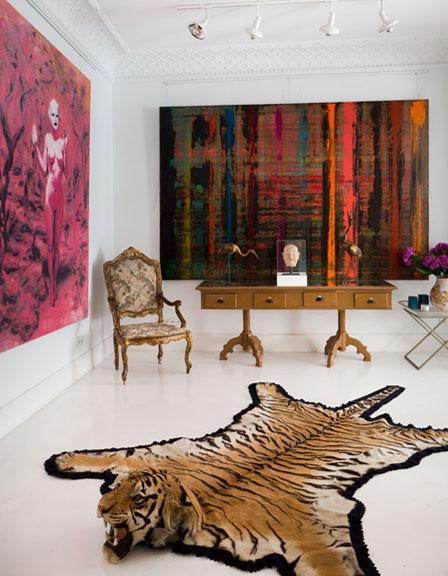 animal and art