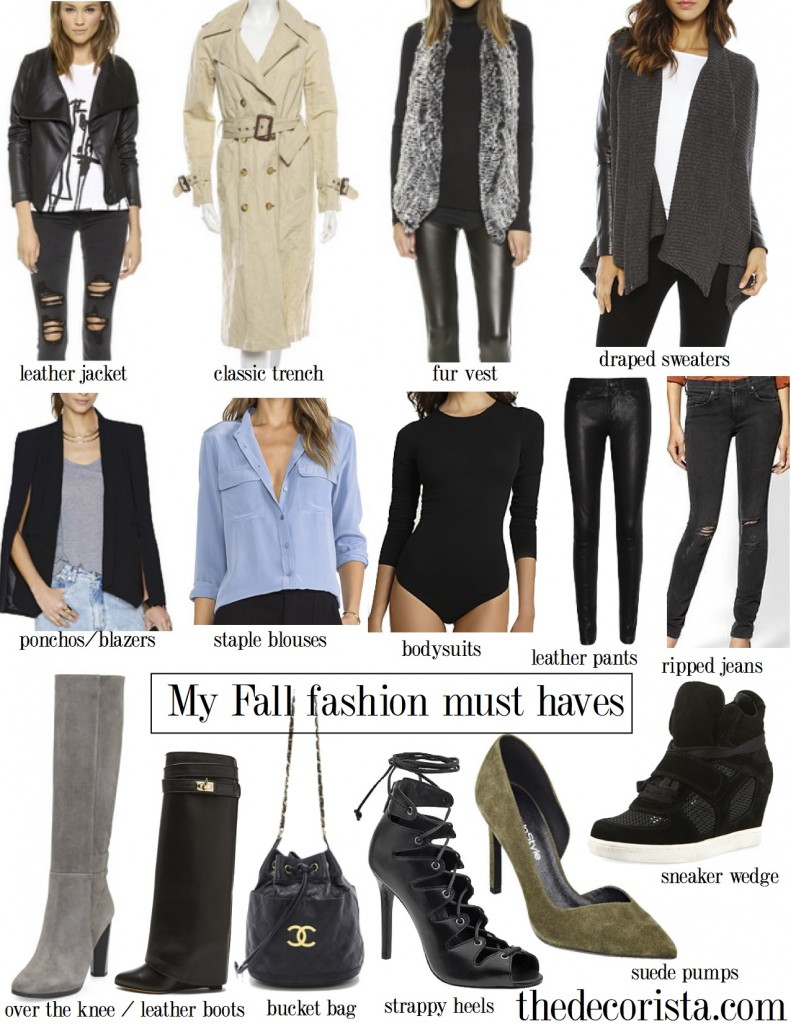 fall fashion round up thedecorista