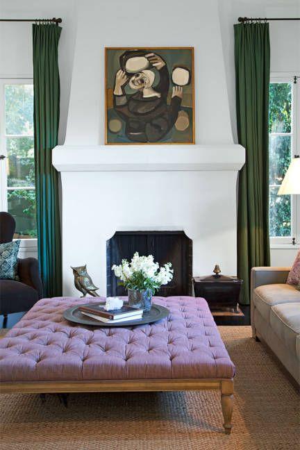 Ginnifer Goodwin's home - Elle.com