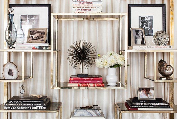 goold bookcase