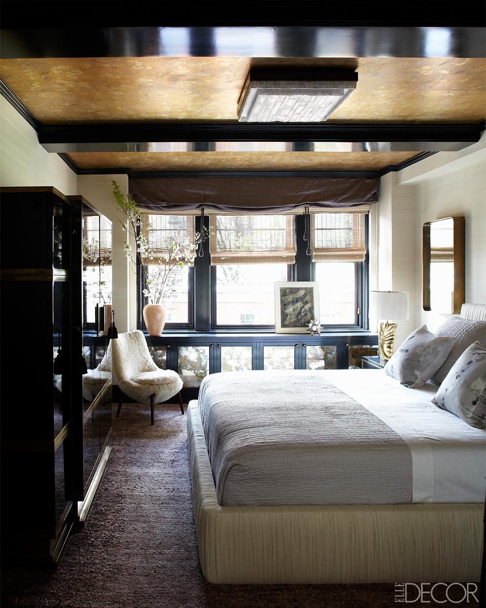 Kelly Wearstler Cameron Diaz master bedroom