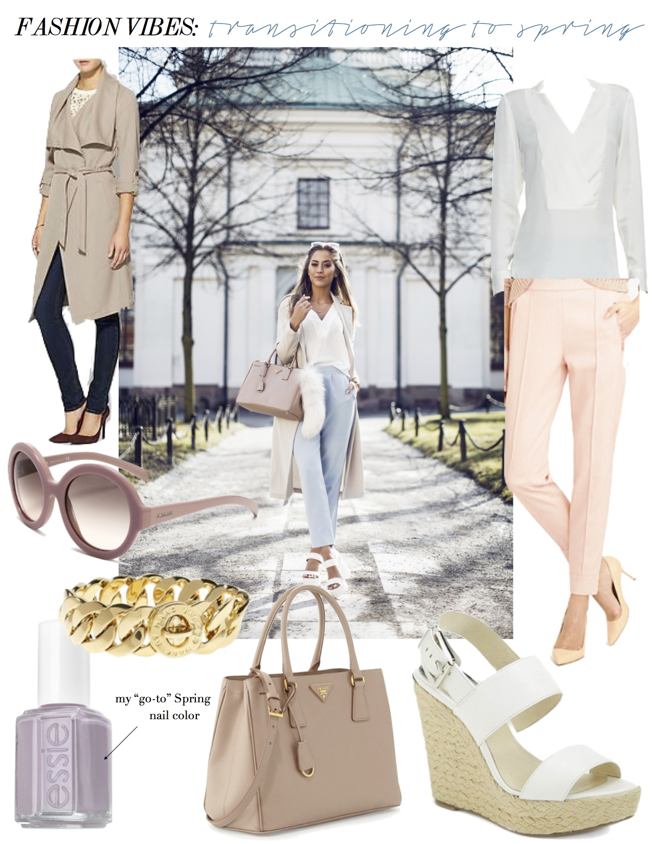fashion vibes: pastels
