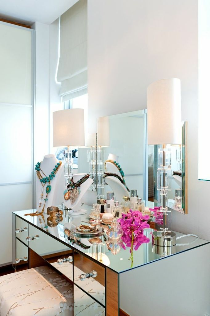 6 Essentials For The Perfect Vanity Area Ashlina Kaposta