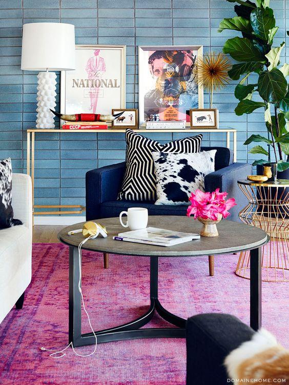 Pink Overdyed Rug Blog Ashlina Kaposta