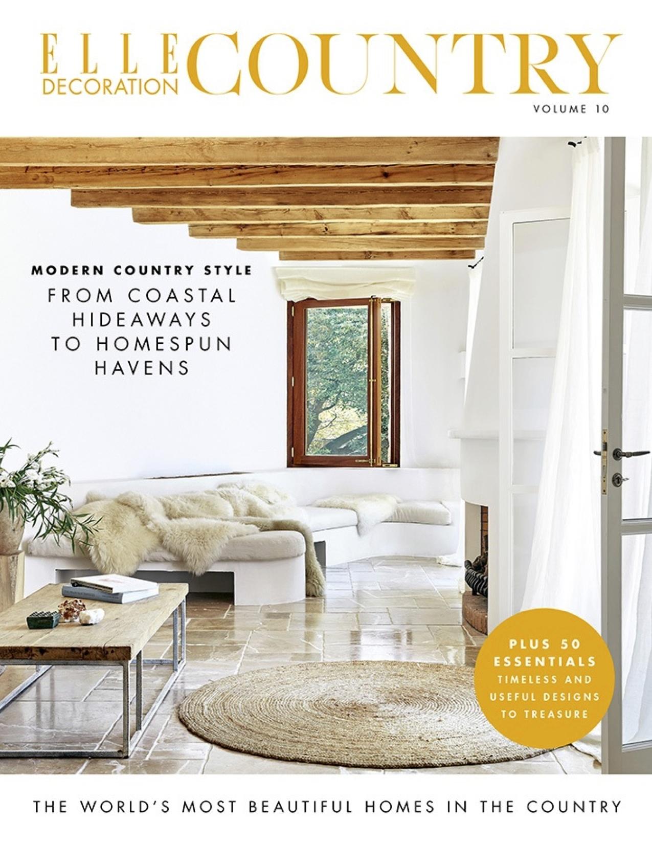 Design Inspiration Elle Decoration Country Living Magazine