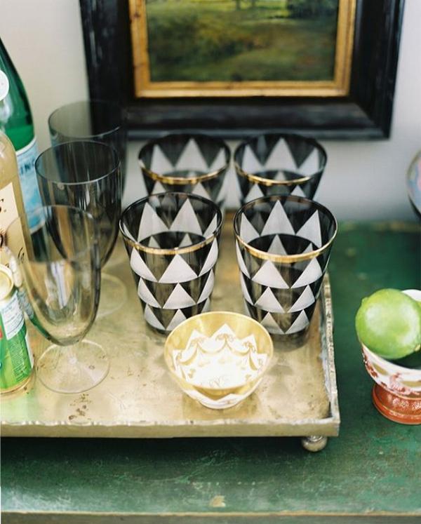 Cocktail Set Up