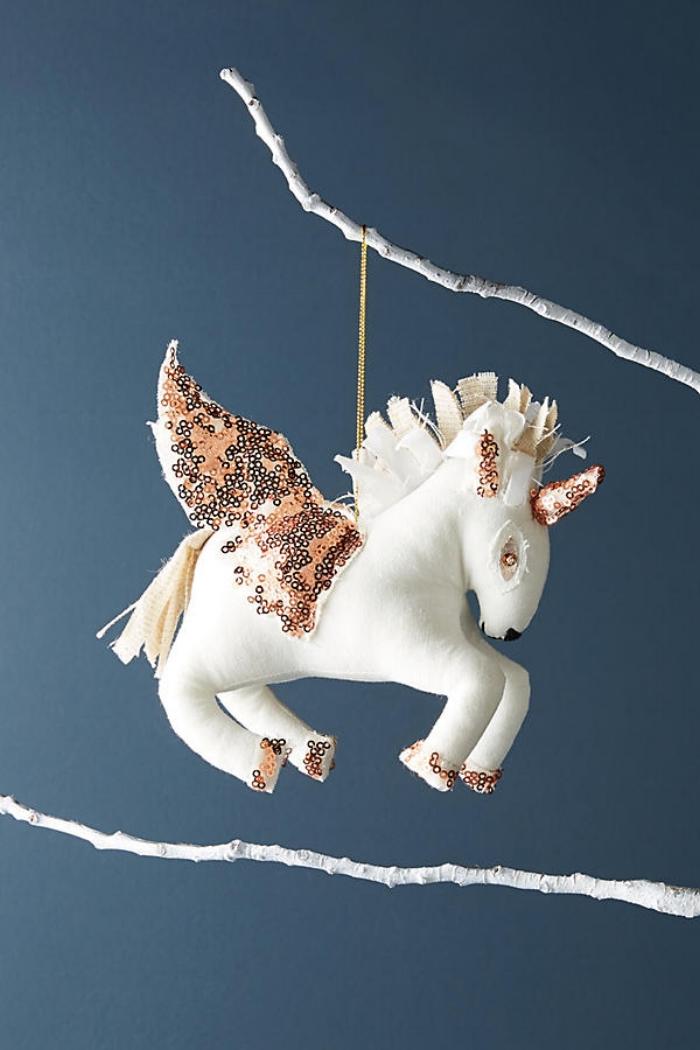 pegasus ornament