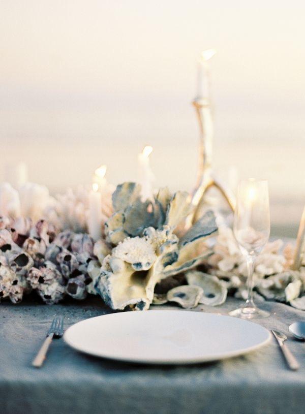 barnacle beach table