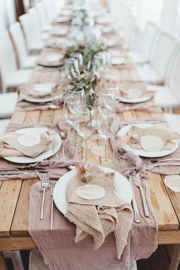 pastel tabletop inspiration
