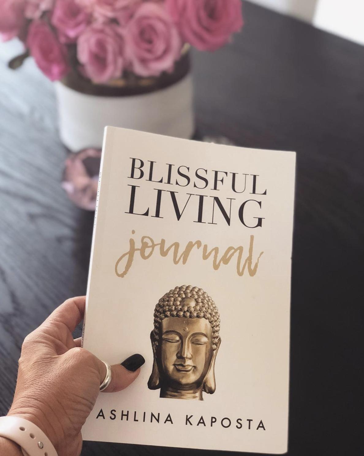 blissful living journal