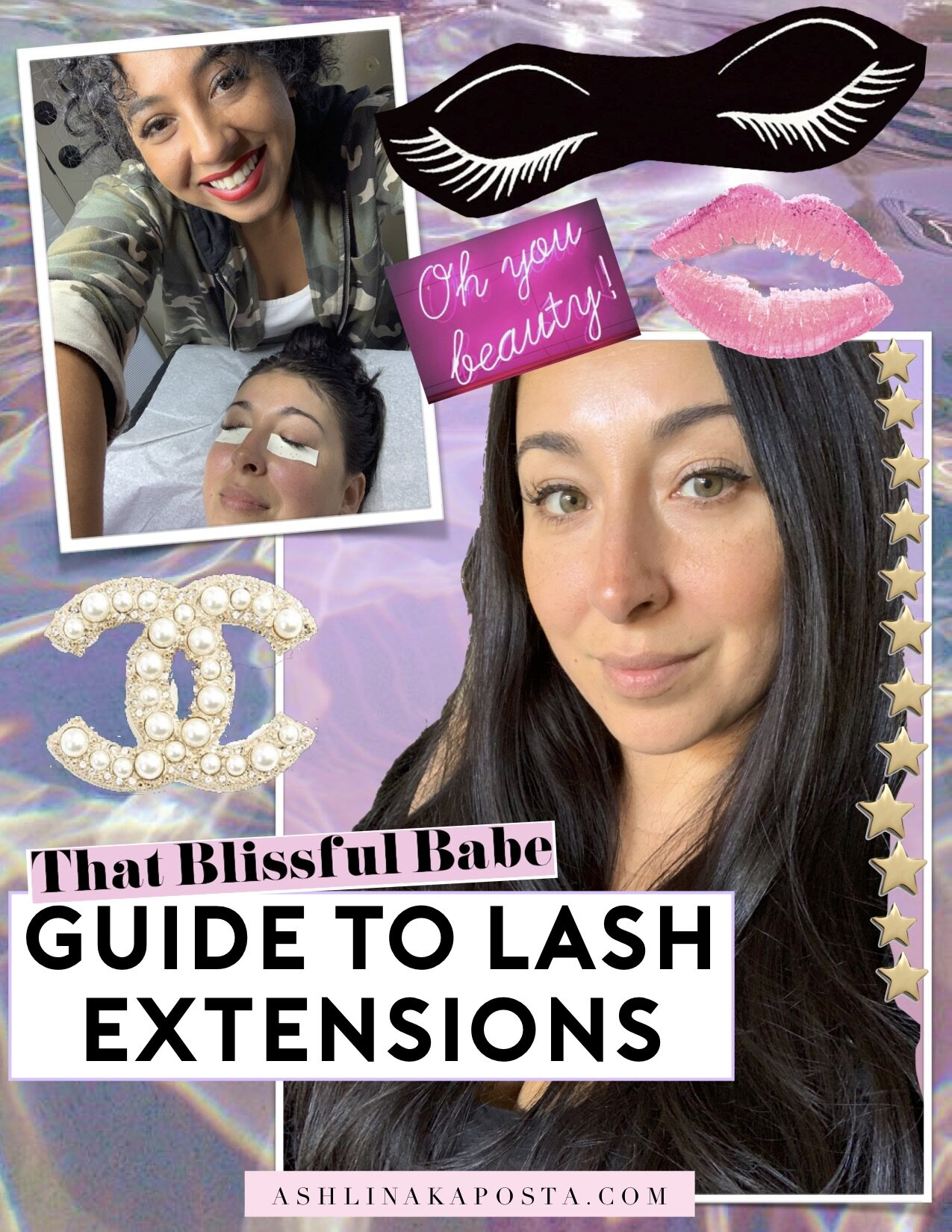 guide to lash extensions