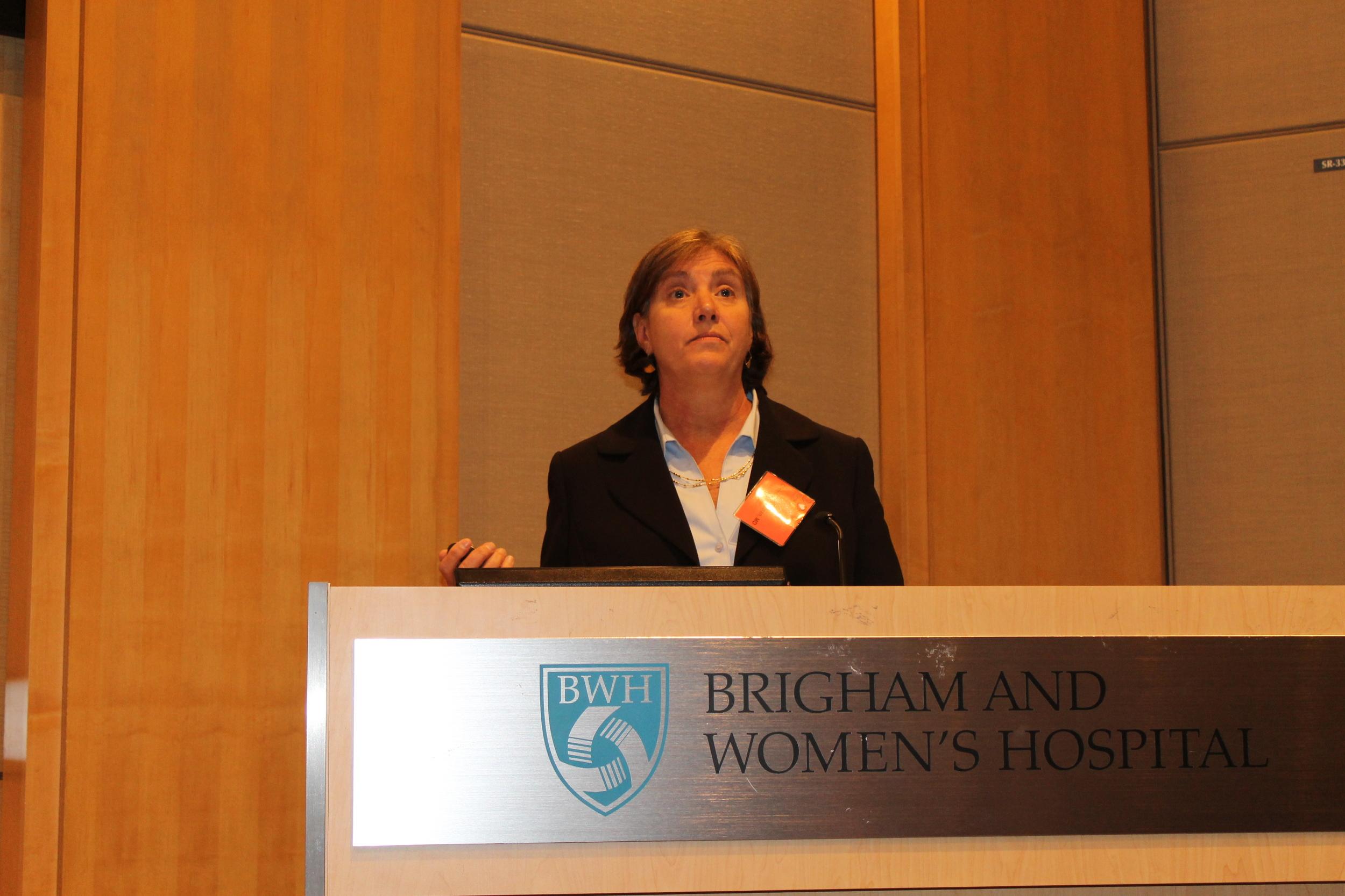 Dr. Christine Seidman