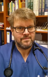 Dr. Gunnarsson studied medicine at the University of Iceland. He completed his internal medicine residency and cardiology fellowship at Sahlgrenska Hospital Gothenburg Sweden and graduated with a PhD degree from the University of Gothenburg.