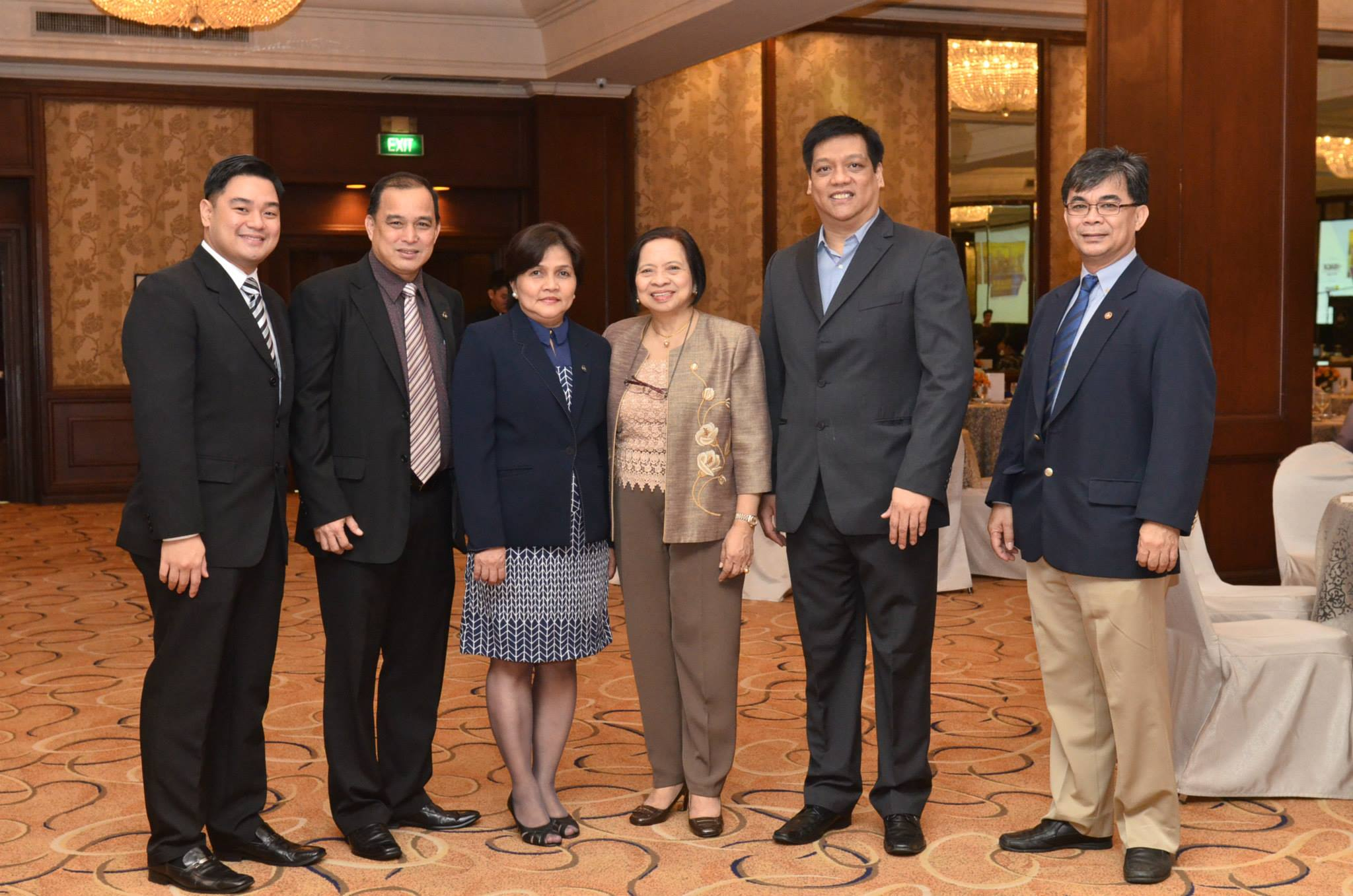 Philippines Chapter leaders.