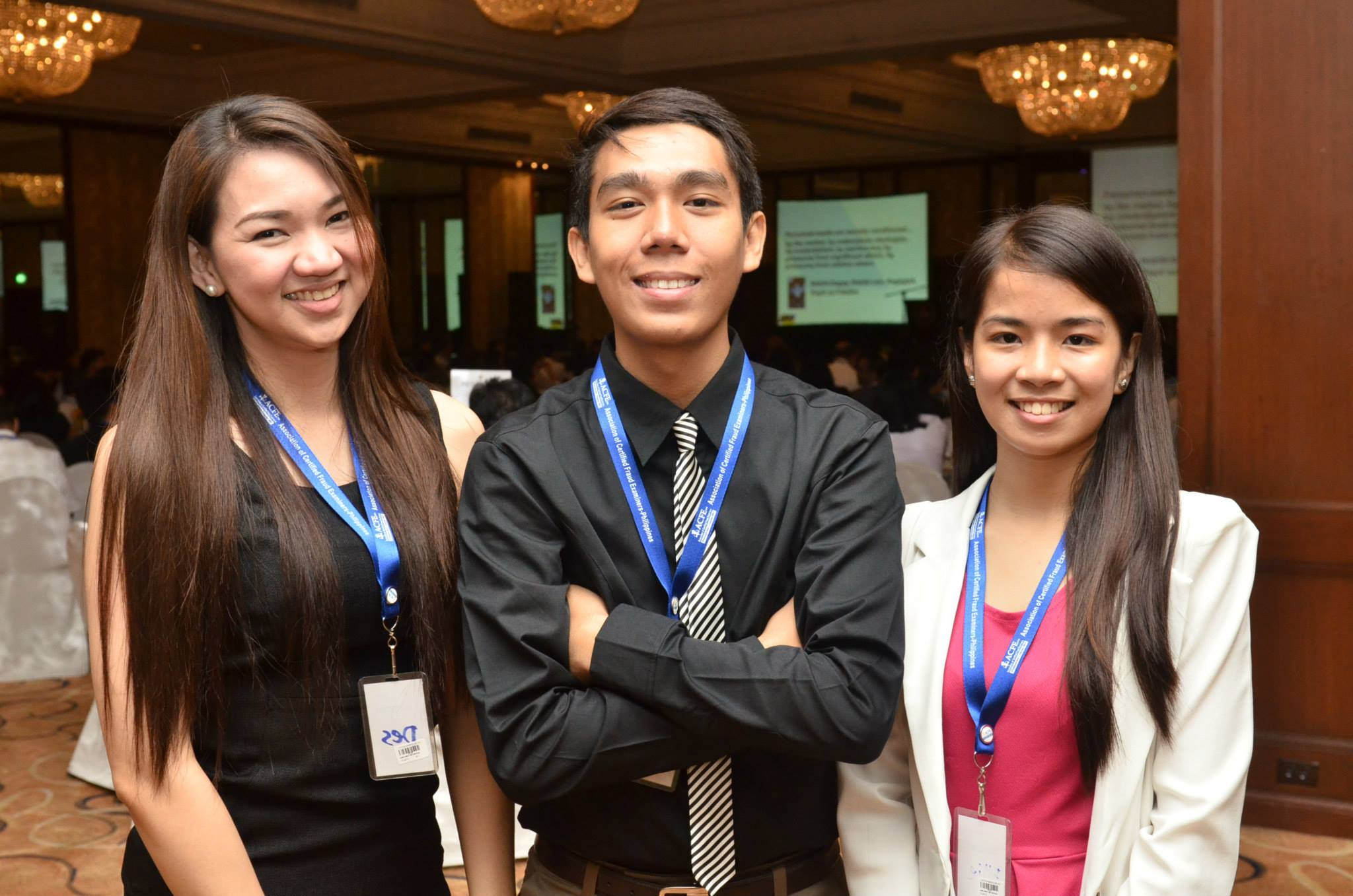 Attendees at Fraud Conference Manila