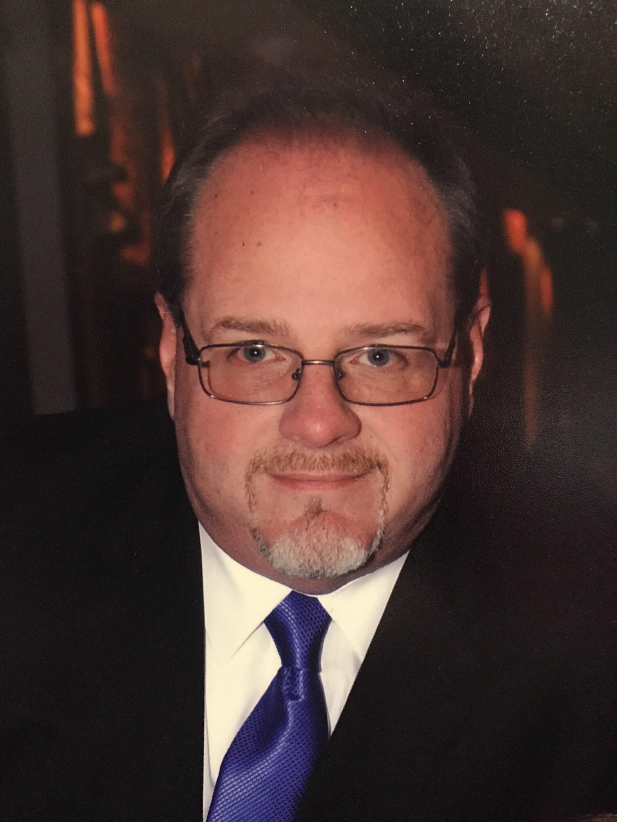 NEO Chapter President John Heffner, CFE