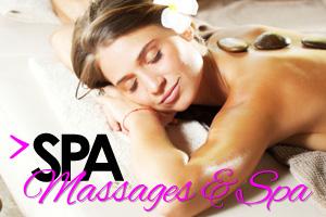 Spa massages