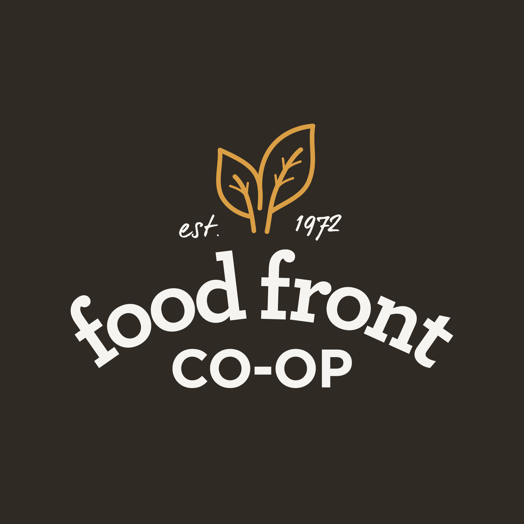 Food Front Co-Op Portland, Oregon Brand Design by Perspektiiv Design Co.