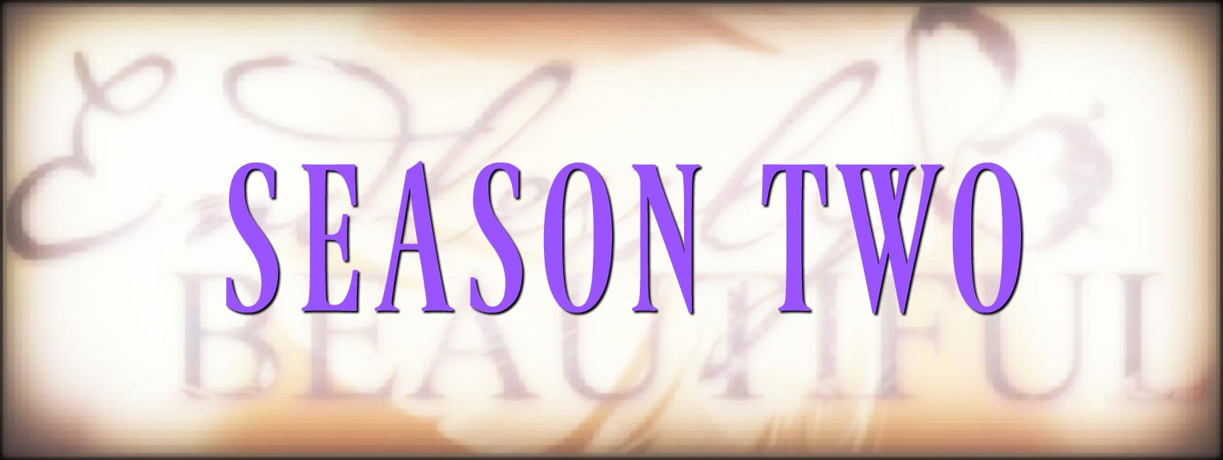 Season Two  Episode Twelve: Second Chances