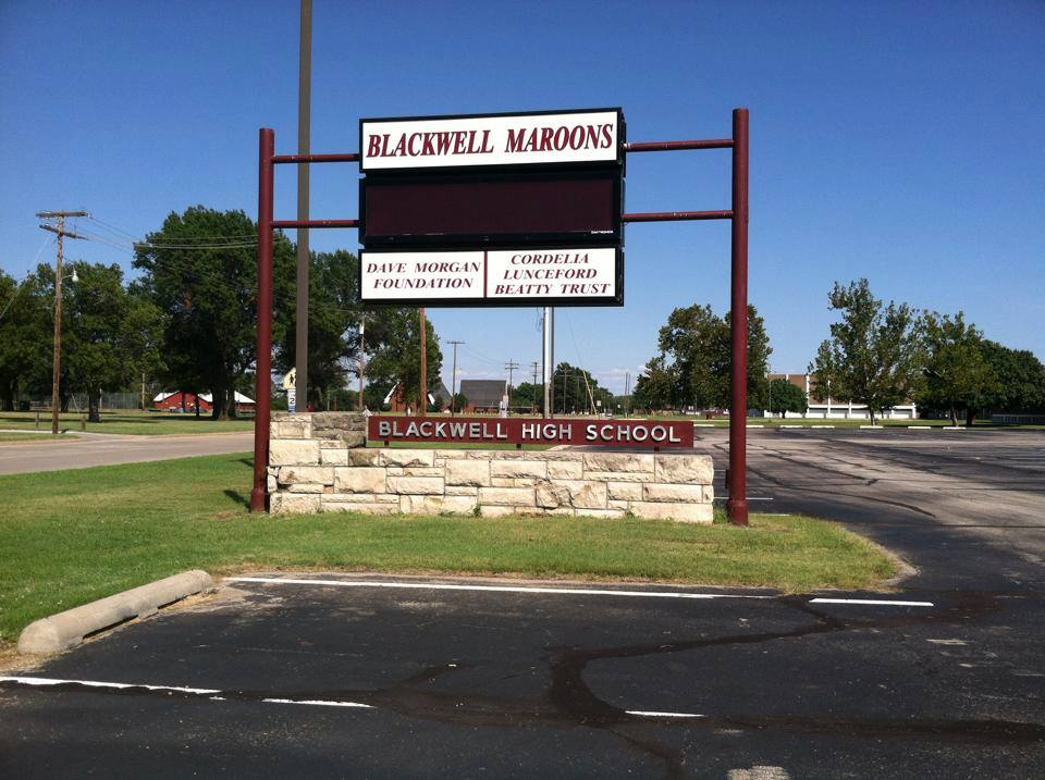 Blackwell High School