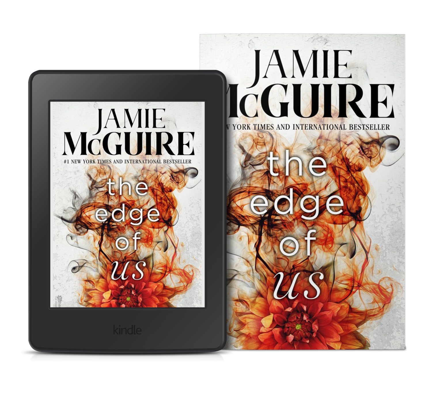 The Edge of Us: Check Your Pre-Orders — Author Jamie McGuire