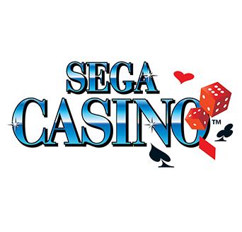 Sega Casino Video Game Logo