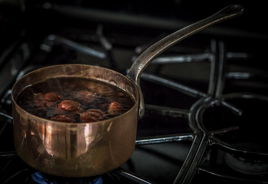 Vanilla-Chestnut Jam // Milly's Kitchen