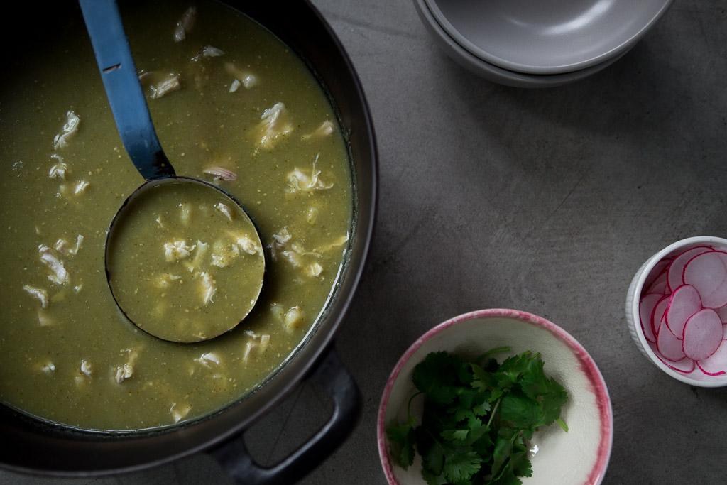 Posole Verde // Milly's Kitchen
