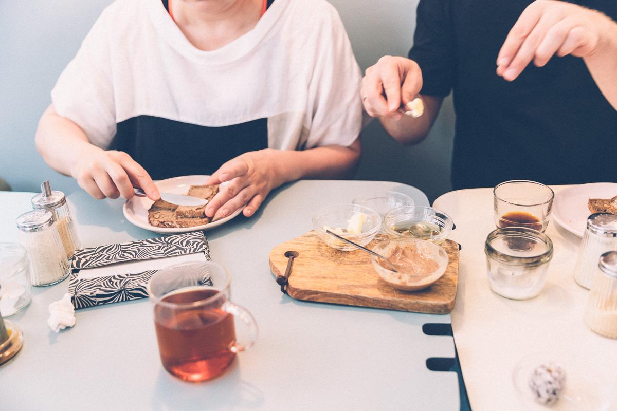 paris retreat with Olaiya Land from millys-kitchen.com