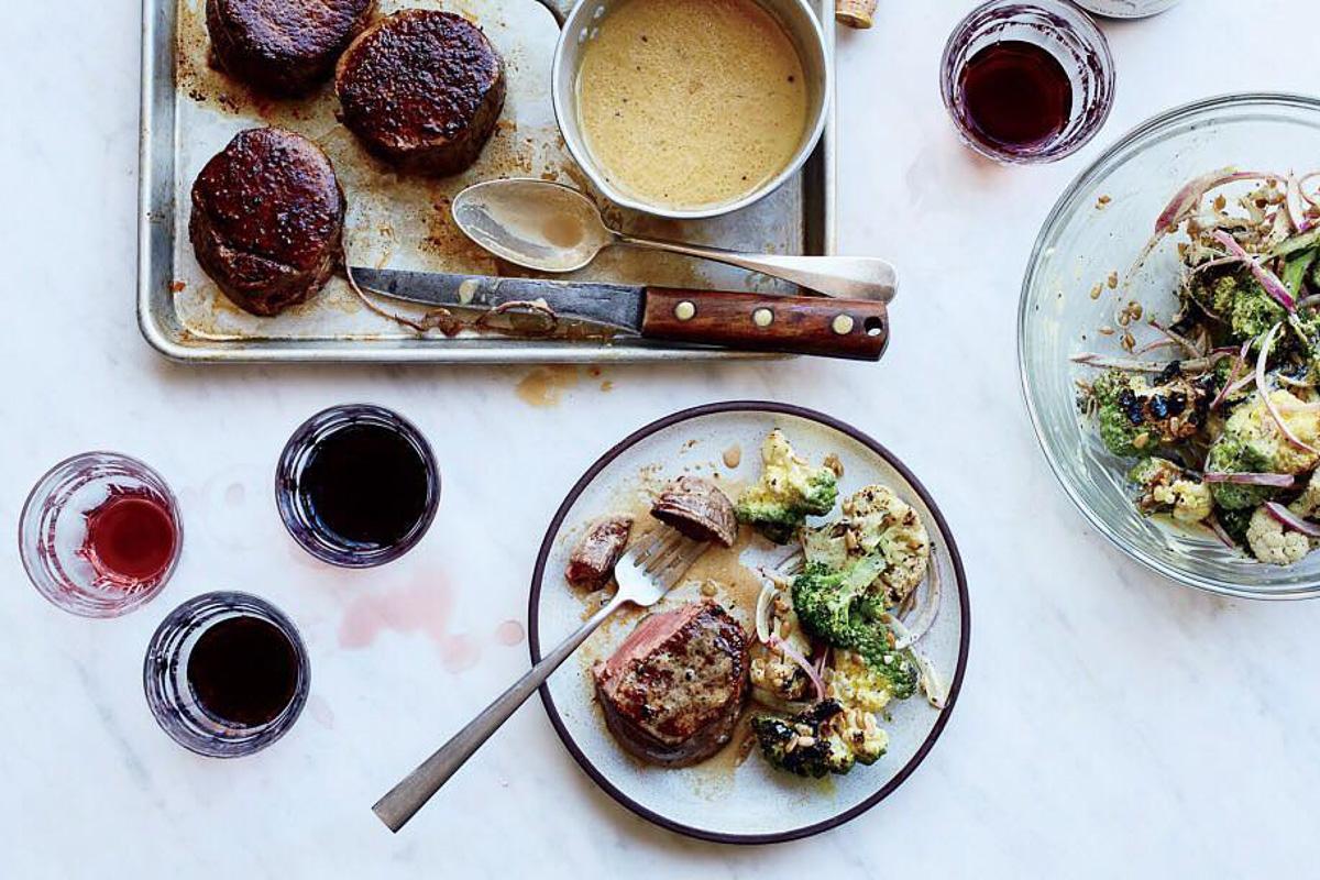 Image  Con Poulos  for Food & Wine via Instagram