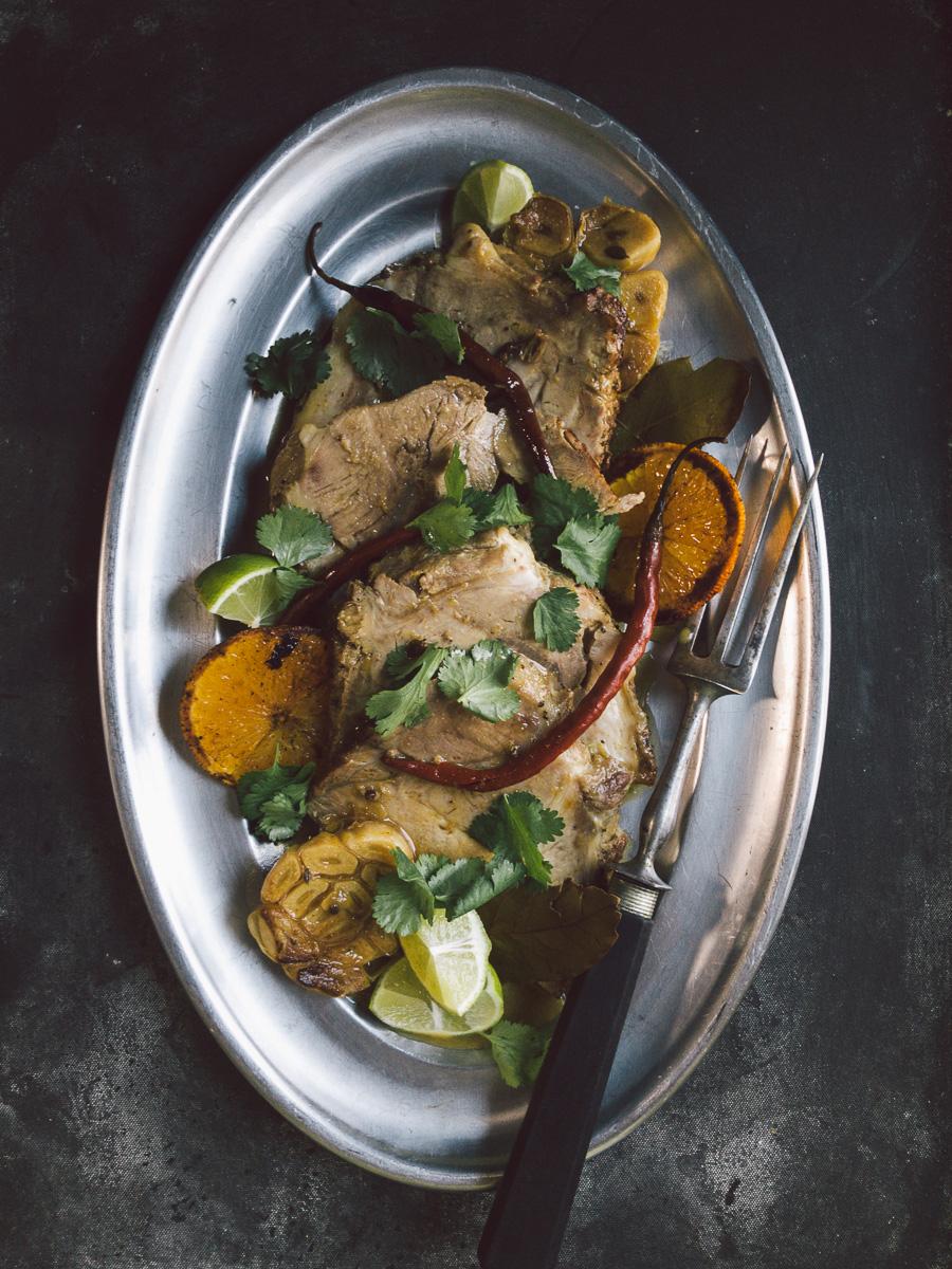 slow roasted pork // image: Olaiya Land