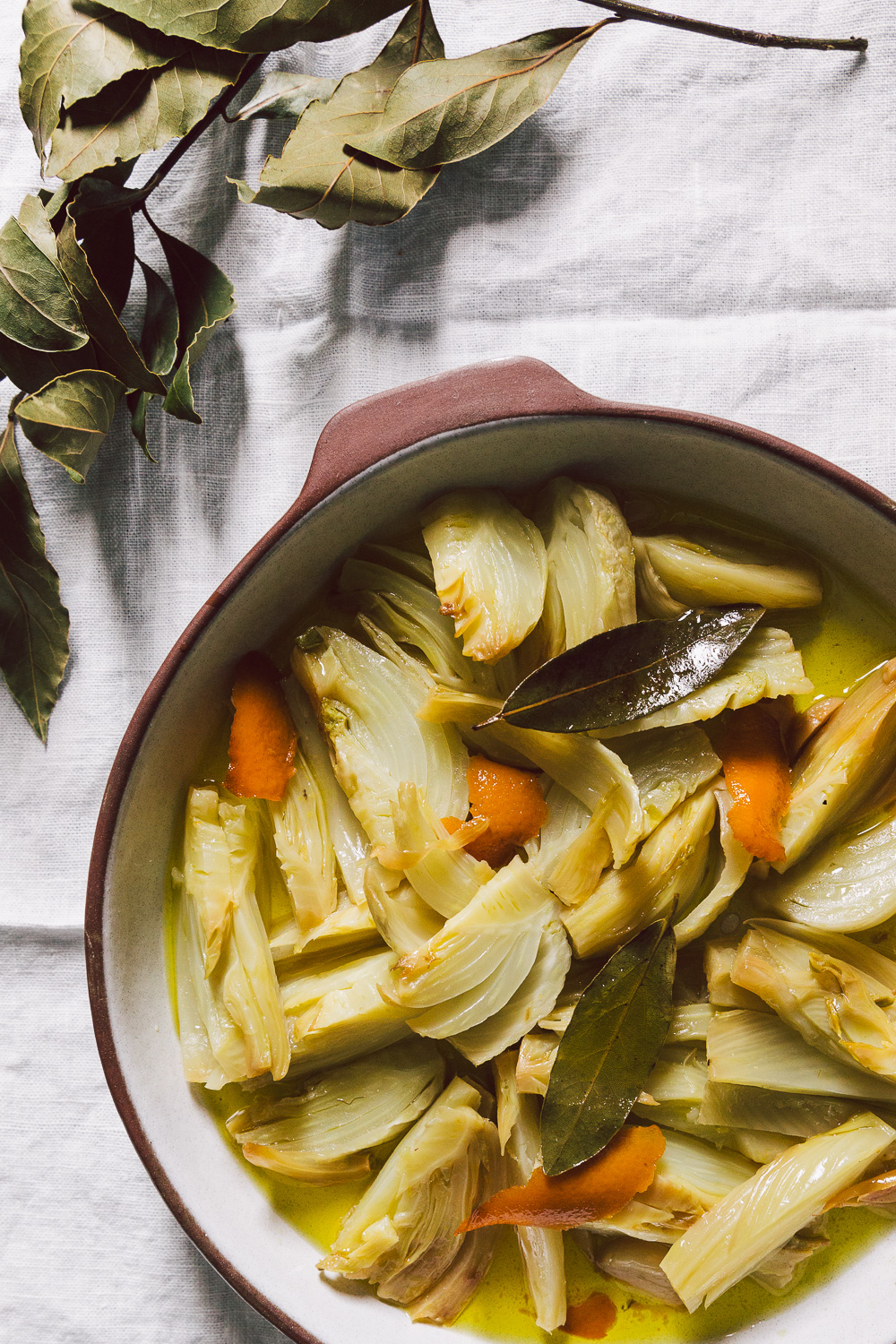 Fennel Confit by Olaiya Land