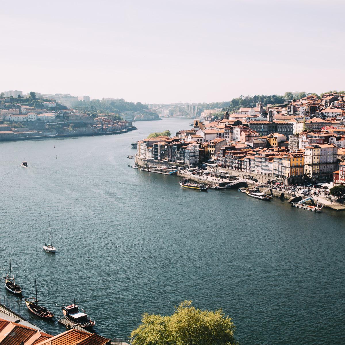Porto slow travel retreat
