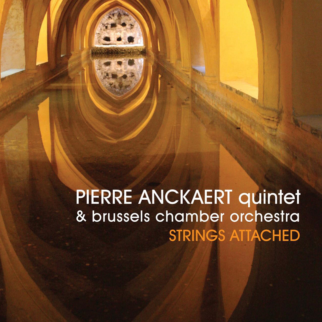 Pierre Anckaert - Strings Attached