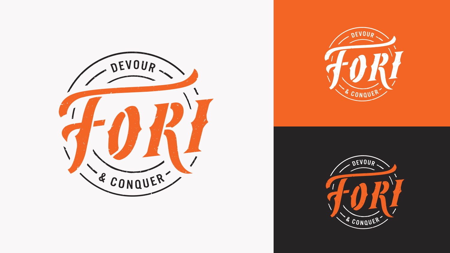 Fori Logo Creation