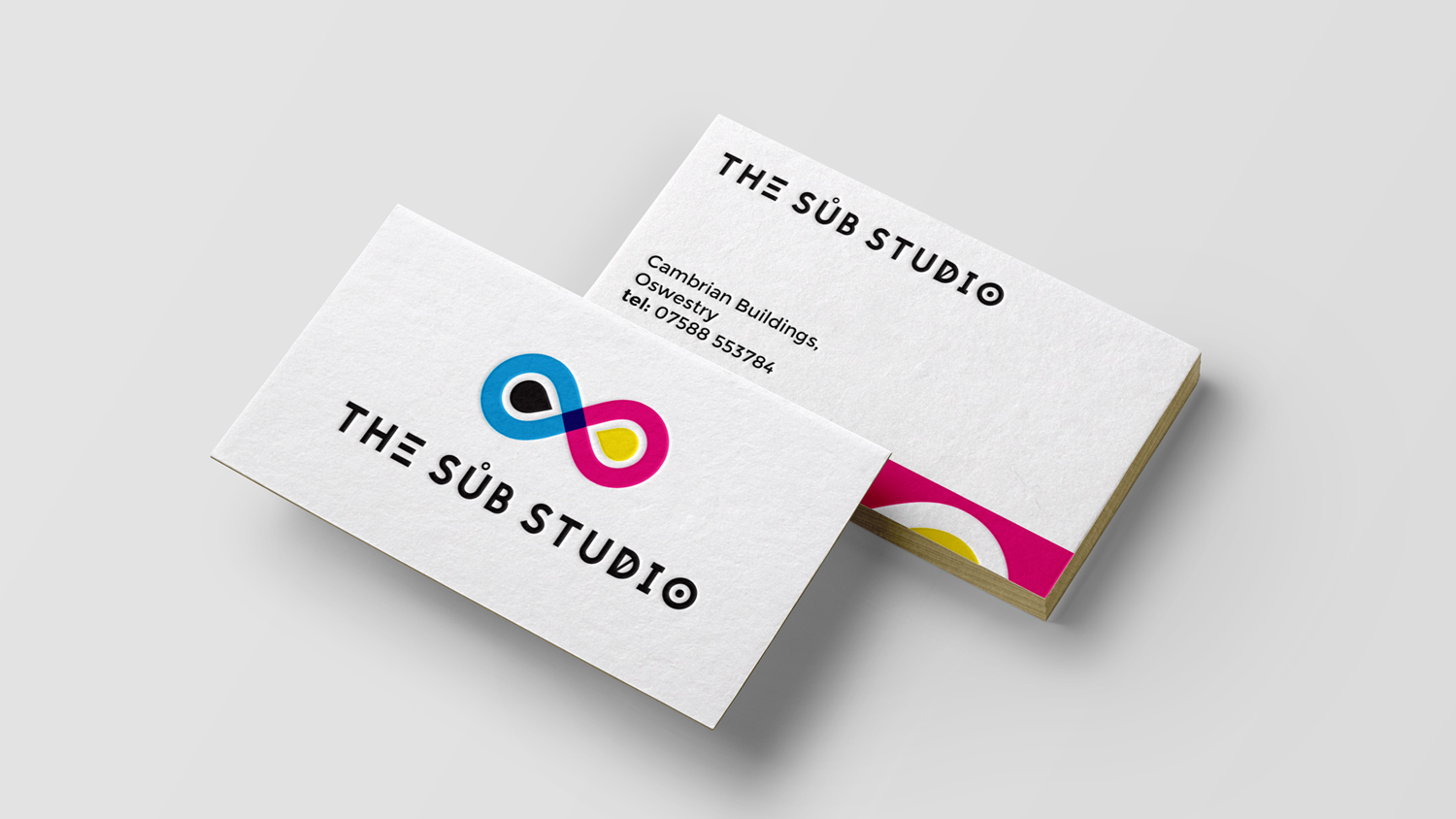 The Sub Studio Business Card