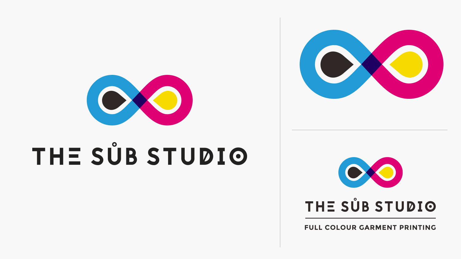 The Sub Studio Logo Development