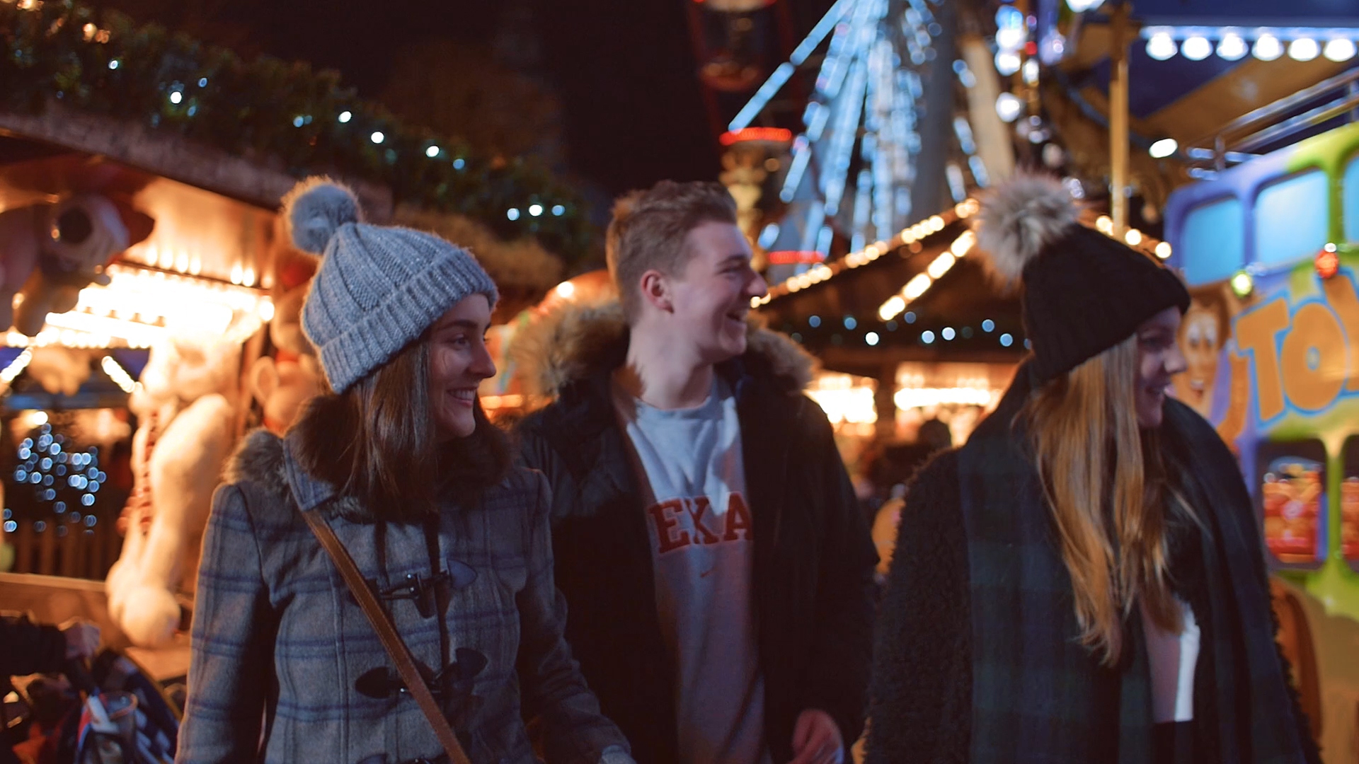 Cardiff Met Christmas promo - Video still 2